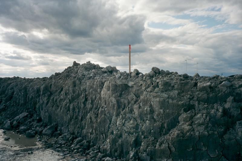lampton, portland, survey marker